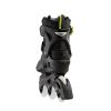 Rollerblade Macroblade 100 3WD Anthrazit/Neon