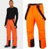 4F Skihose Herren orange